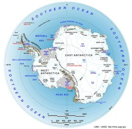 Antartica Image Spring 18 topic